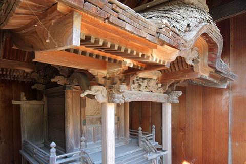 日置神社金比羅社