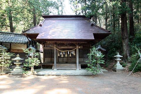 田沢神明宮