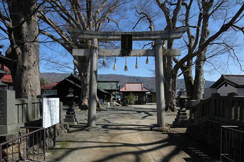 箕輪南宮神社