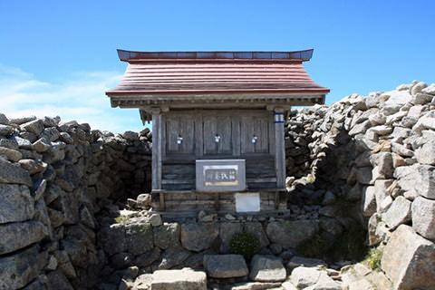 伊那駒ヶ嶽神社