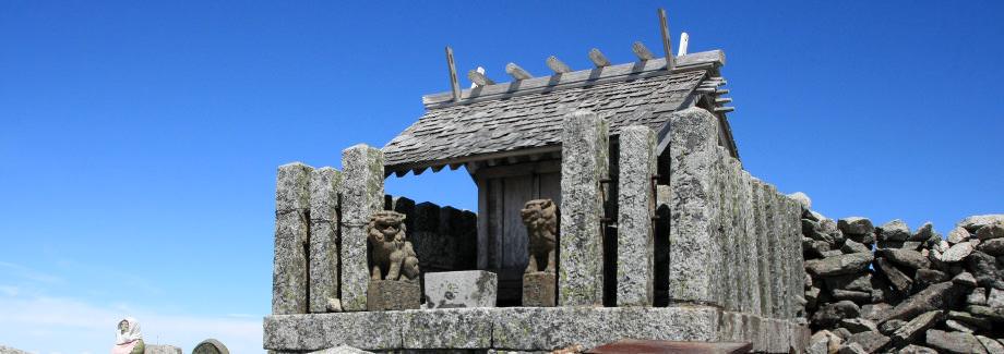 木曽駒ヶ嶽神社
