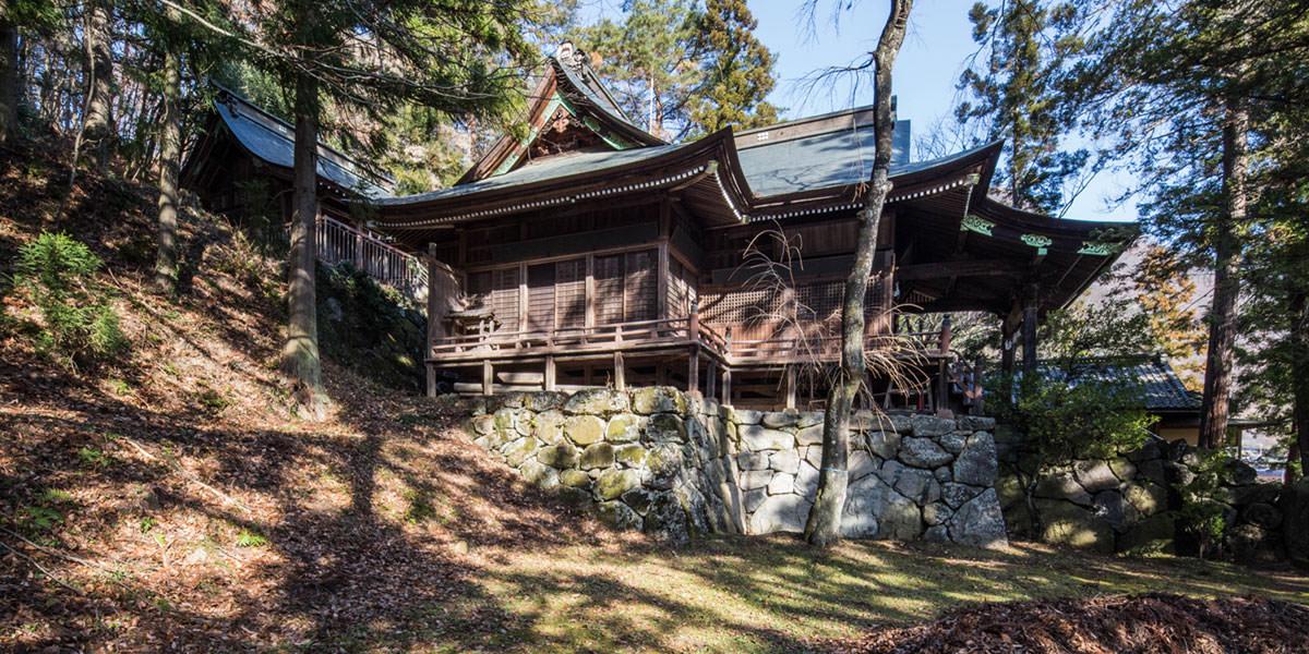 玉依姫神社