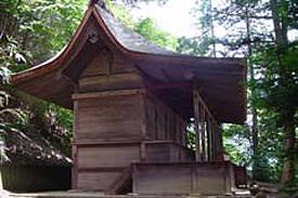 青木村日吉神社